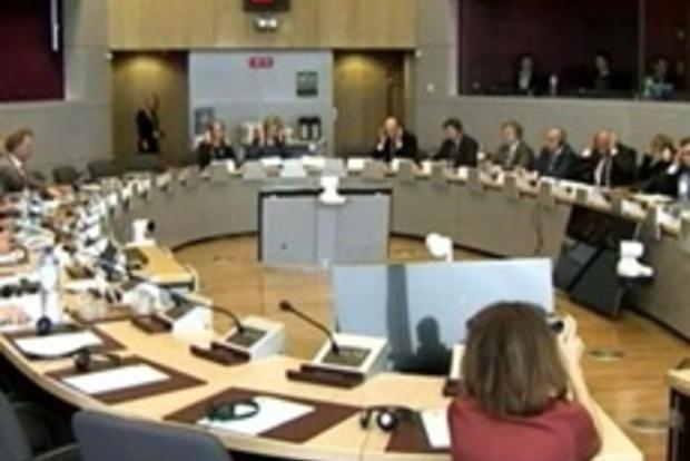 В Брюсселе началась трехсторонняя министерская встреча ЕС, Украины и РФ