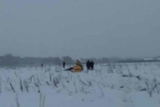 Рядом с разбившимся Ан-148 в Подмосковье нашли обломки вертолета