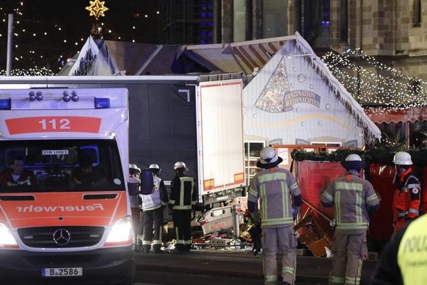 Германия выплатит 10 тысяч евро семье погибшего в теракте украинца