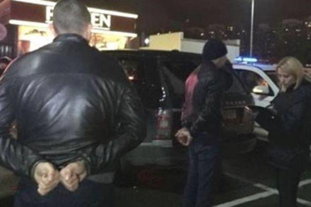 Задержанным в Киеве со взрывчаткой закарпатцам объявили подозрение