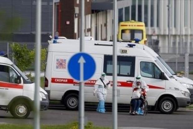 На России зафиксирован новый антирекорд смертности от COVID-19