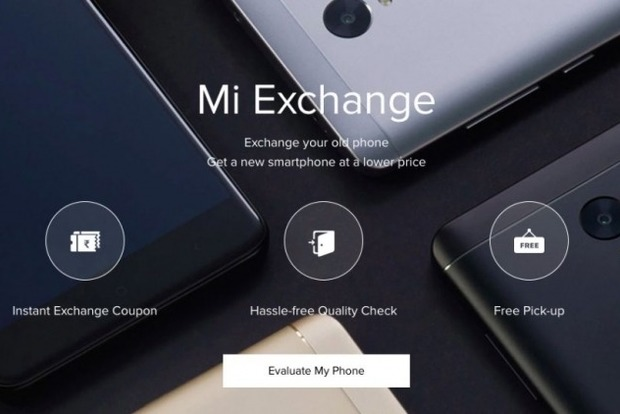 Mi Exchange – программа по замене б/у смартфонов на новые