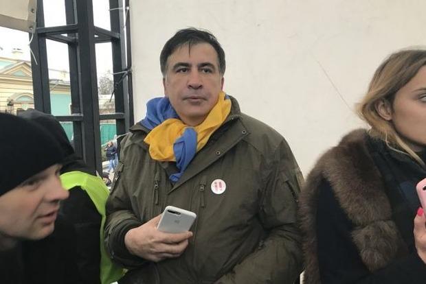 Саакашвили подал всуд на генерального прокурора Украины Луценко
