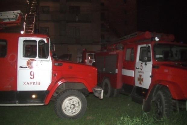 В Харькове из-за пожара из общежития пришлось эвакуировать 83 человека
