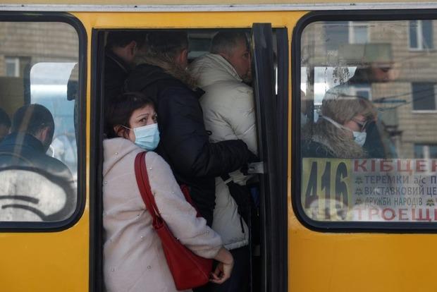 У МОЗ розповіли, як буде працювати транспорт в жовтих і червоних зонах карантину