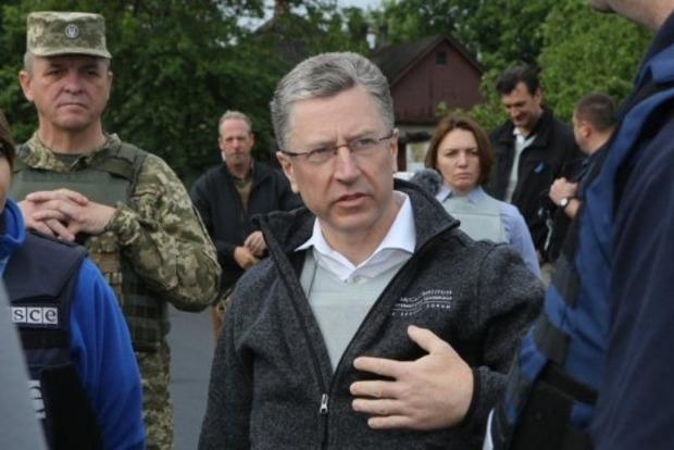 Волкер: Я сам переконався, що війна на Донбасі «гаряча»
