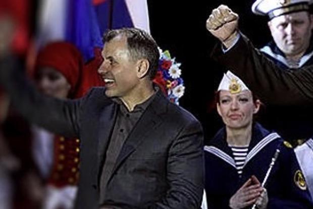 Спикер оккупационного правительства в Крыму обиделся за внимание к Навальному, что забыл про камни с неба