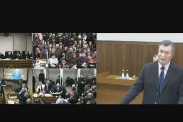 Янукович допустил, что Левочкин мог иметь отношение к силовому разгону Майдана
