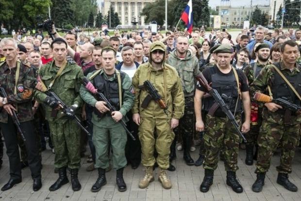 Согнанных на военные сборы резервистов ЛНР оставили на фронте