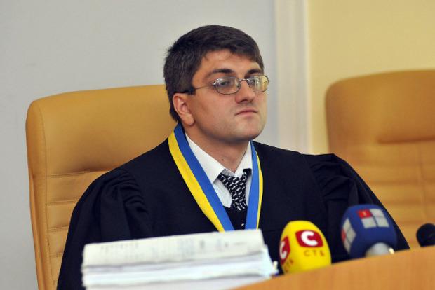 Апелляционный суд позволил задержать судью Киреева