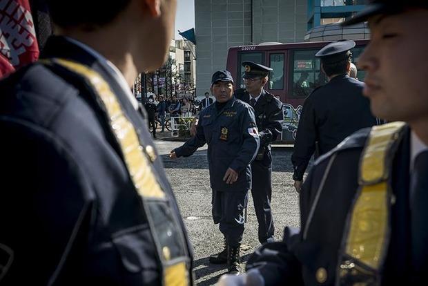 Сотрудница полиции Токио поплатилась за роман с членом якудза
