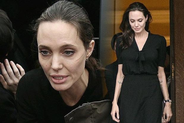 Анджеліна Джолі втратила свідомість: актриса була терміново госпіталізована