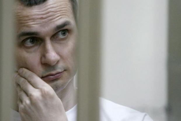 Сенцова выдвинули на премию Сахарова