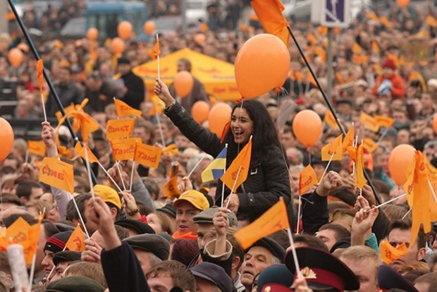 Кому мешают «грабли» Оранжевой революции
