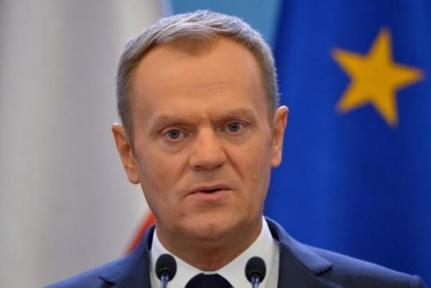 Туск: Санкции в отношении России должны быть продлены на полгода