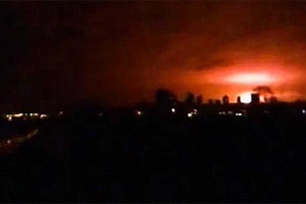 В оккупированном Донецке прогремел мощный взрыв