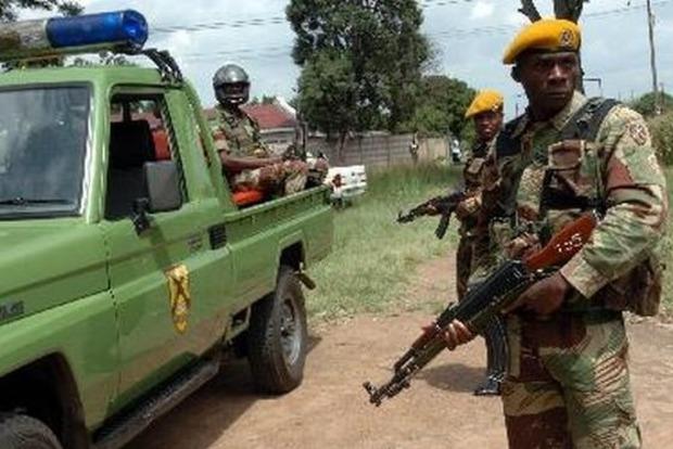 В Зимбабве начался военный переворот