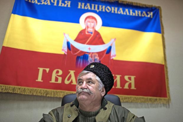 Винтернете докладывают о ужасной смерти главаря «донских казаков» Козицына