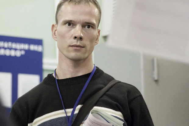 На Красной площади вновь арестовали «узника Кремля» Ильдара Дадида