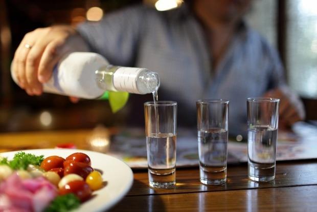 Ученые в Южной Корее создали «безпохмельную» водку