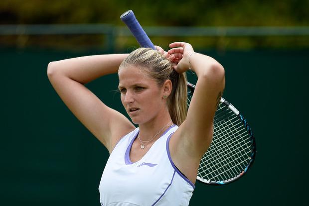 Сошла с ума и сломала судейскую вышку - известная теннисистка не смогла пережить поражение. Видео