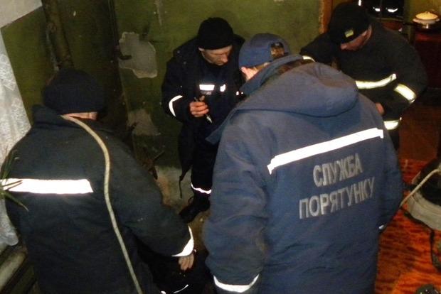 В Чернигове нашли труп в колодце дома