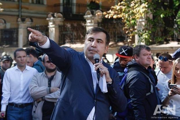 Хотят убить или депортировать. Саакашвили в Харькове рассказал о кознях власти против него