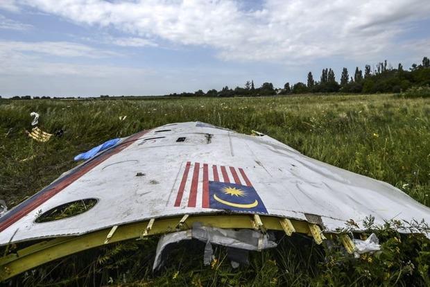 Нидерланды и Украина обменяются данными по MH-17