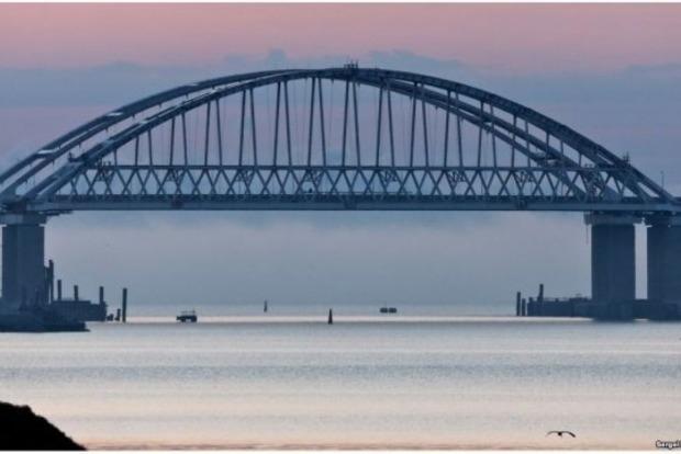В ЕС ввели санкции еще и против строителей Керченского моста