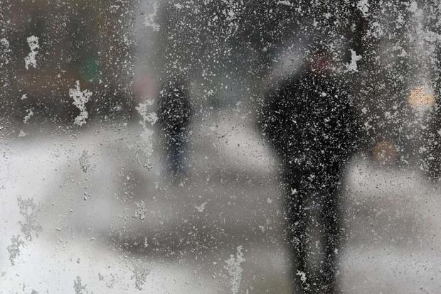 ГСЧС объявило штормовое предупреждение по Украине
