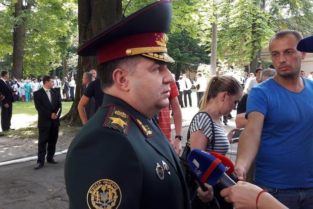Проект Указа о демобилизации будет представлен Президенту на следующей неделе