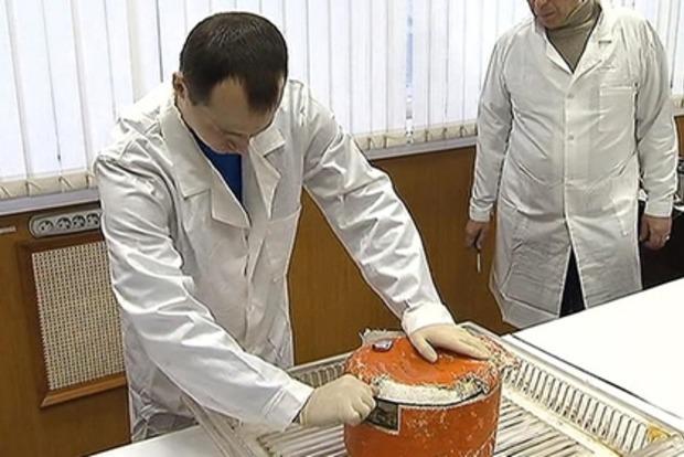 Со дна Черного моря подняли второй «черный ящик» Ту-154