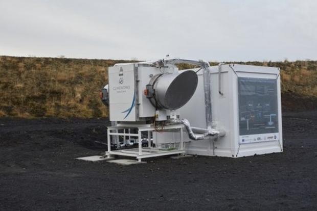 ВИсландии запущена электростанция сотрицательным уровнем выбросов