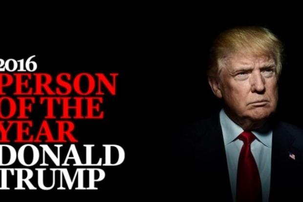 Дональд Трамп стал человеком года по версии Financial Times