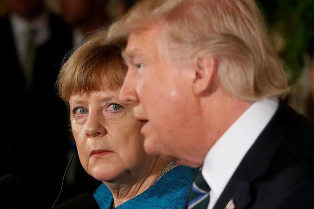 Трамп раскритиковал Германию за закупку газа и нефти у России