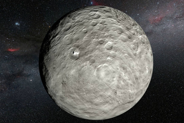 Зонд Dawn останется возле Цецеры навсегда