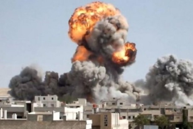 Сирийская армия вошла в город Ракка