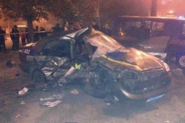 Загибель поліцейських під Києвом: винуватцю ДТП загрожує 10 років в'язниці