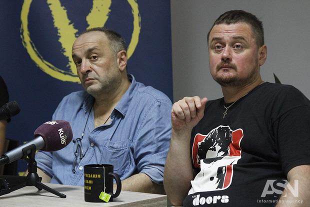 Создатели «Червоного»: Украинцы должны научиться давать сдачи, а не терпеть и умирать за идеи лжебогов