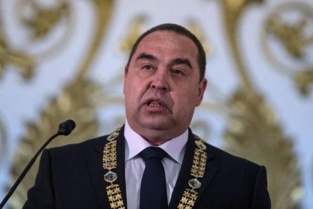 Плотницький займеться видобутком золота наокупованій Луганщині