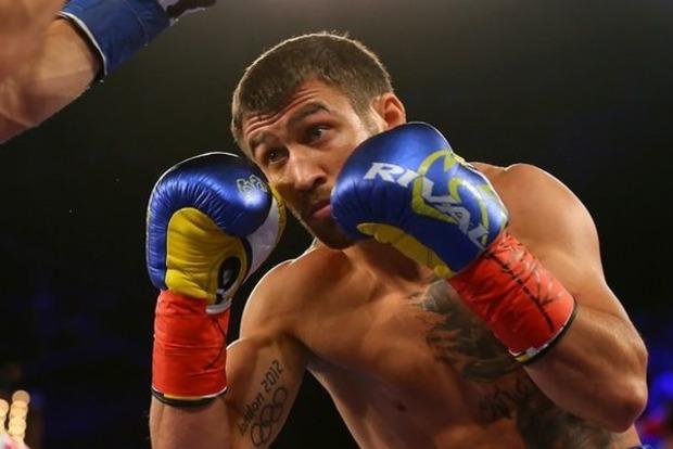 Ломаченко попал в тройку лучших боксеров мира по версии The Ring