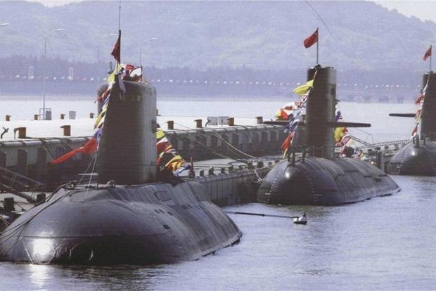 подводная лодка польши и россии