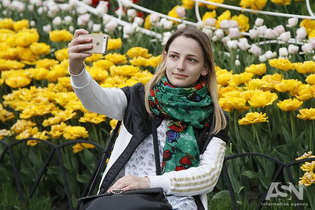 Путешествуйте с тюльпанами. В Киеве открылась уникальная выставка