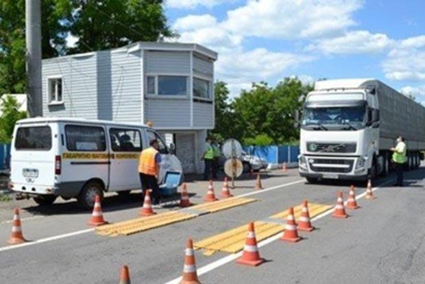 Дороги України врятують від перевантажених фур
