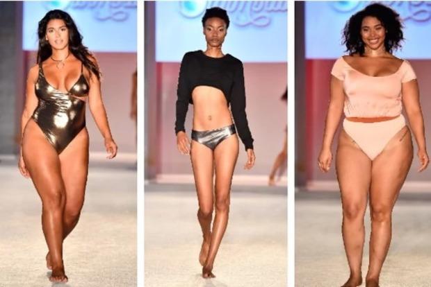 Sports Illustrated раскритиковали за привлечение в шоу купальников моделей с избыточным весом
