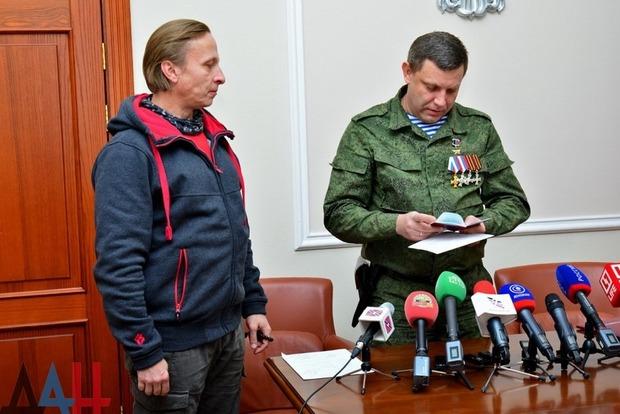 СБУ открыла дело против «гражданина ДНР» Охлобыстина