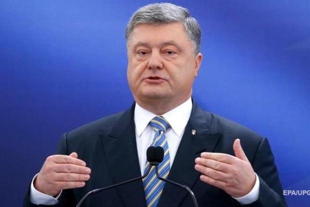 Порошенко думает запретить депутатам Европарламента ездить в Крым и ОРДЛО