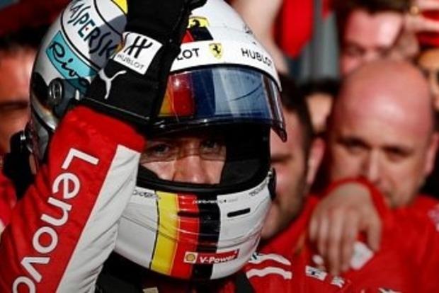 Феттель одержал победу Гран-при Австралии, Хэмилтон— второй, Сироткин нефинишировал