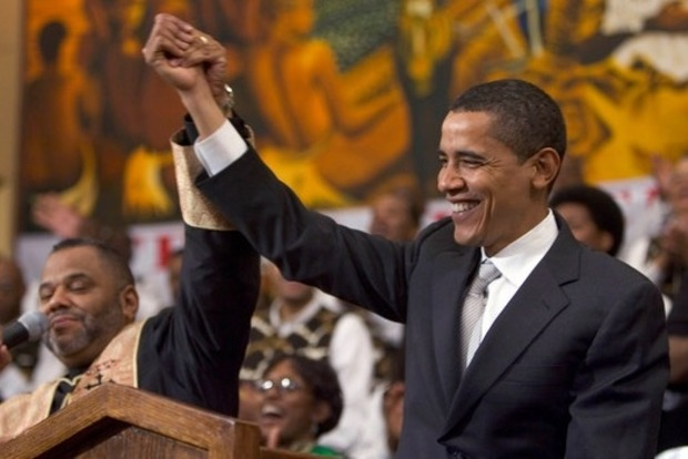 Барак Обама выступит перед верующими в Берлине