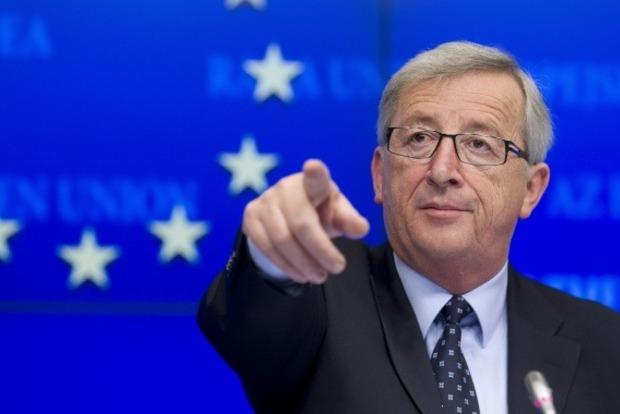 Юнкер резко высказался о европейской Украине